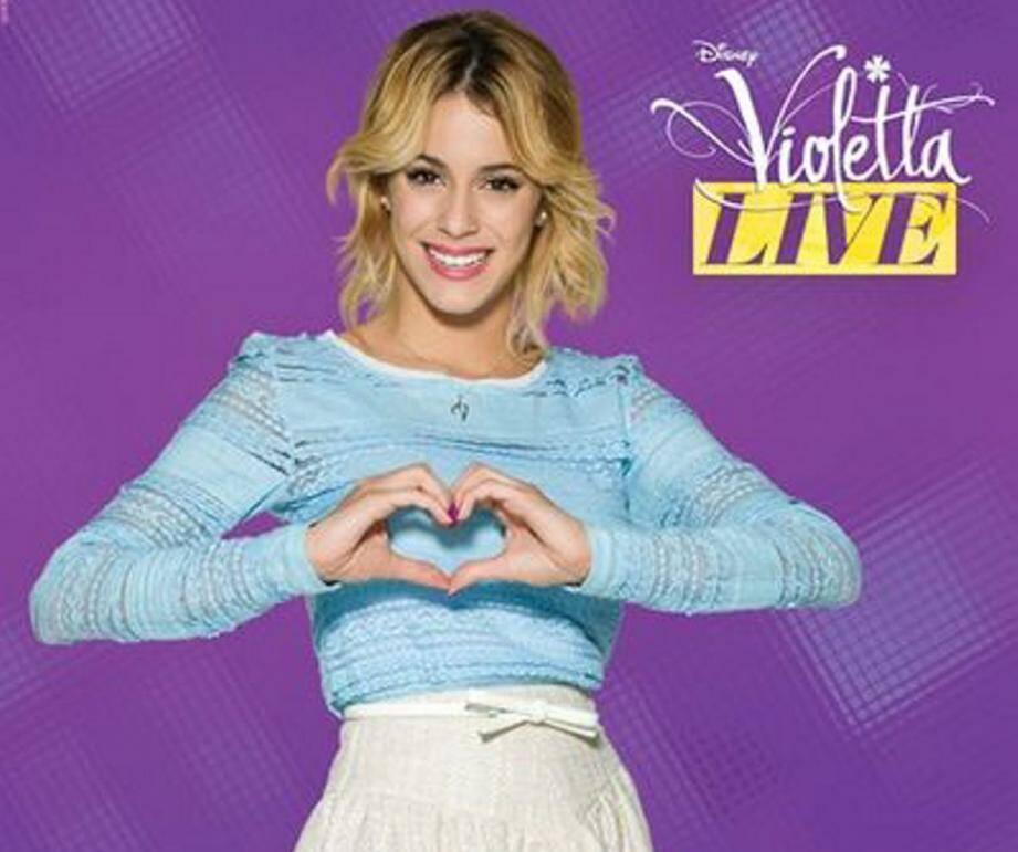 La tournée de Violetta fera étape au Palais Nikaïa l'automne prochain.