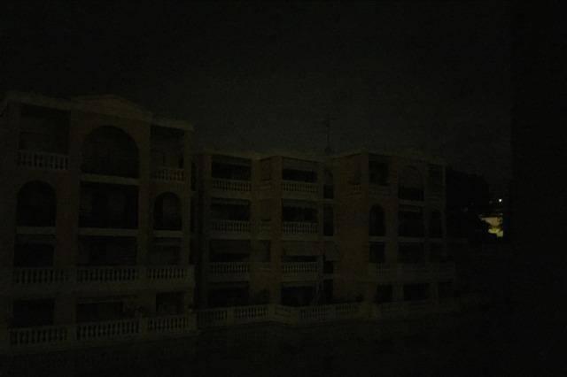 Le quartier Moulières au Cannet plongé dans le noir depuis 20h30