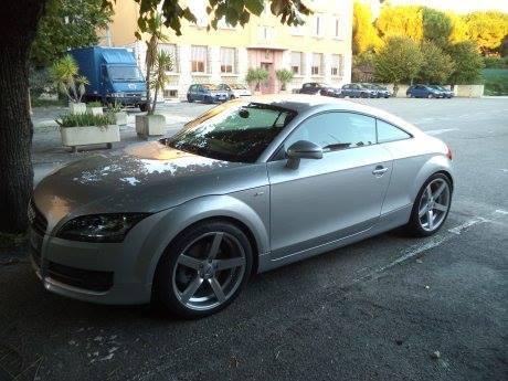 Une Audi TT a été flashée à 224 km/h.