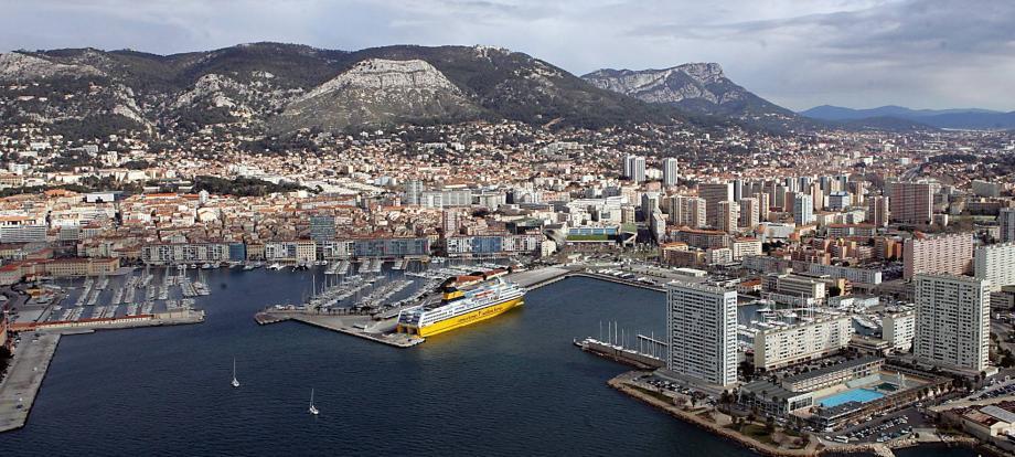 Les températures maximales atteignent 18 degrés à Toulon.