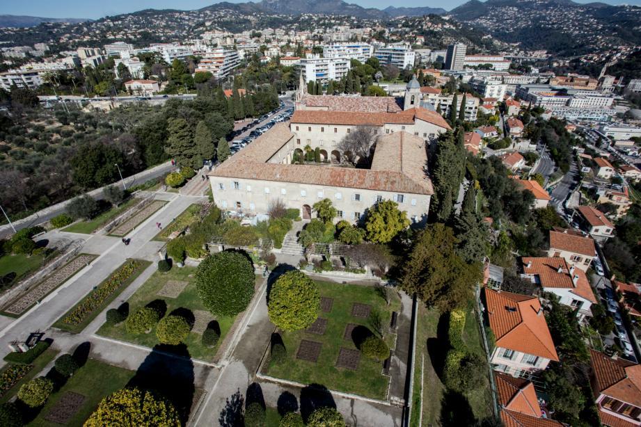 Le monastère de Cimiez a été fondé au IXe siècle.
