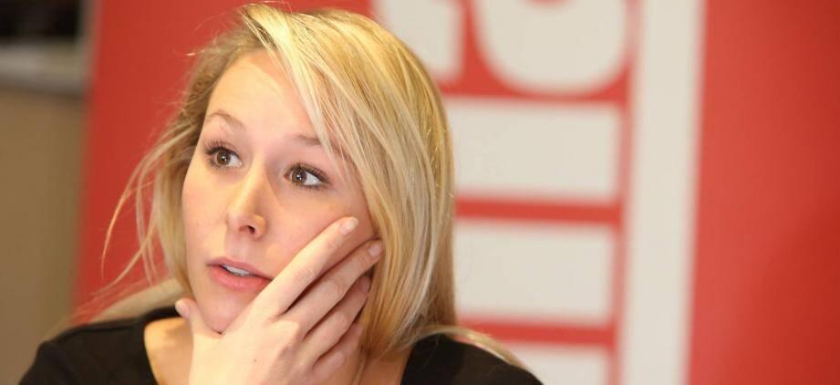 Devant au premier tour, vainqueur au second: Marion Maréchal-Le Pen arriverait en tête des intentions de vote aux élections régionales en Paca, selon un sondage publié dimanche.