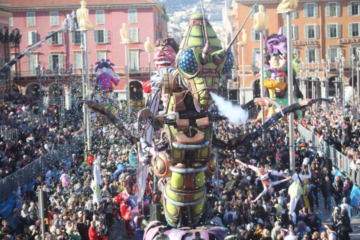 L'édition 2016 du Carnaval pourrait être annulée en cas d'une importante menace de terrorisme qui pèserait sur la France