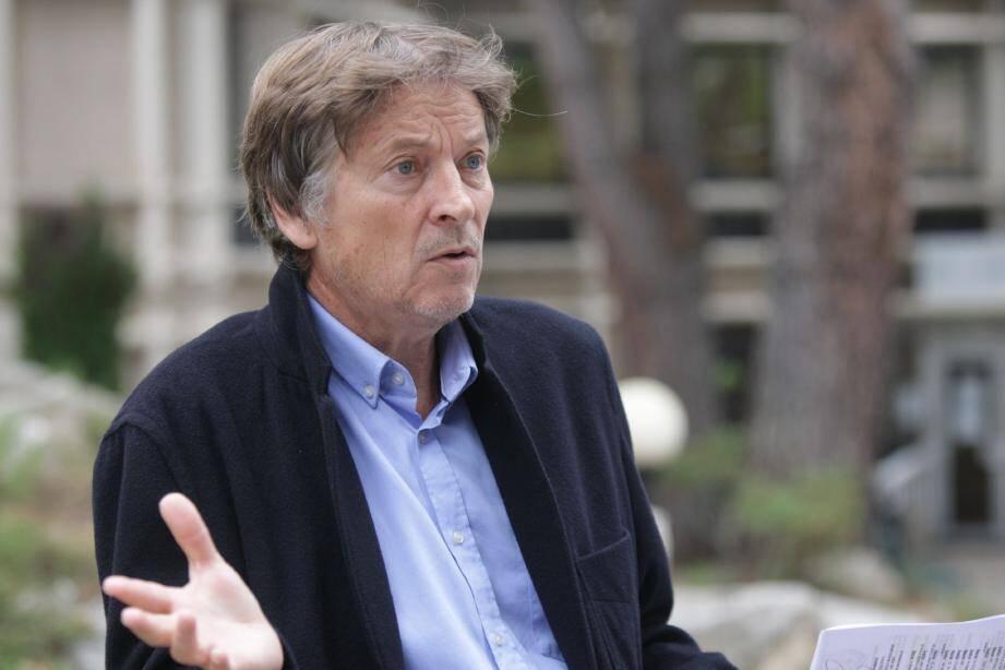 Jean-Pierre Dermit s'interroge autour des actions menées durant les intempéries au sein de la commune de Biot.