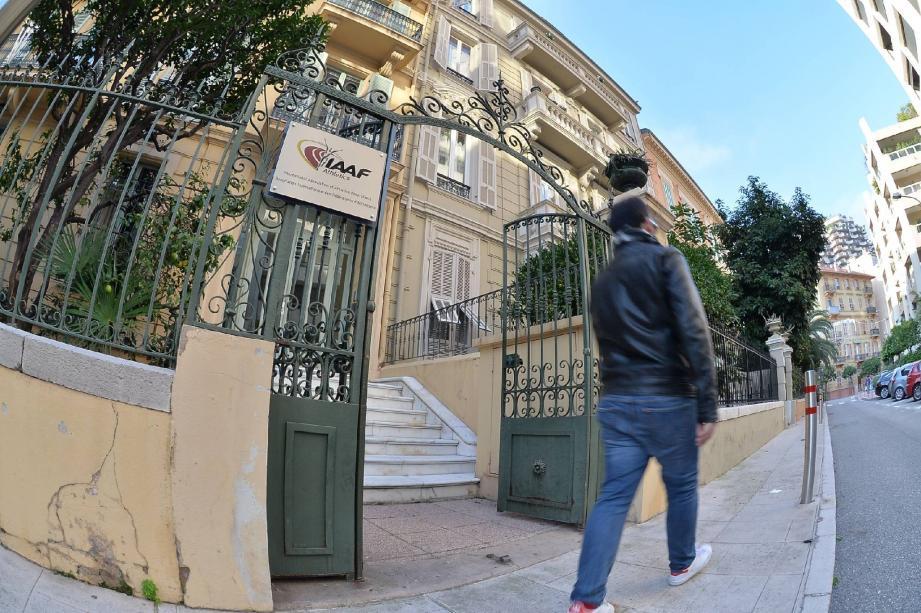 Le siège monégasque de la fédération internationale d'athlétisme (IAAF) a été perquisitionné par le juge Van Ruymbeke en début de semaine dernière.