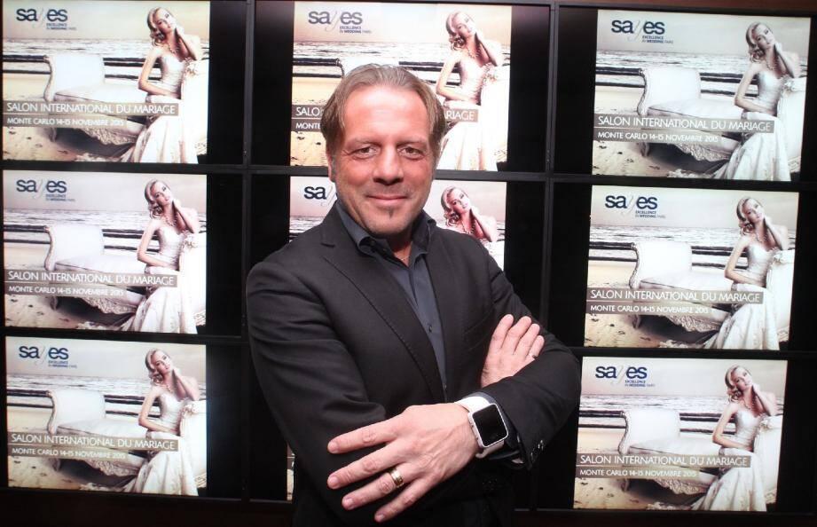 Maurizio Girelli, directeur général de la société italienne Style Event, sait de quoi il parle. Son concept de salon du mariage est une référence chez nos voisins. Il se lance pour la première fois en Principauté.