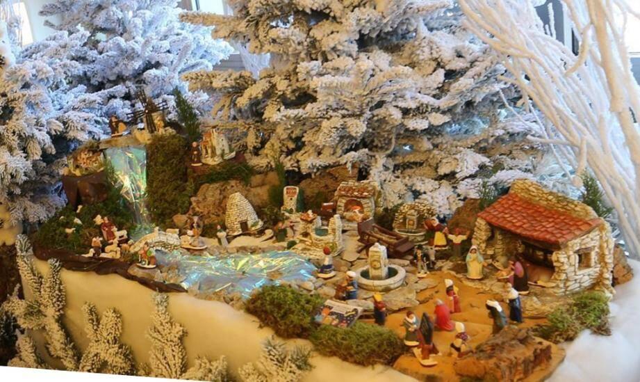 Photographiez vos crèches, sapins de Noël et maisons illuminées