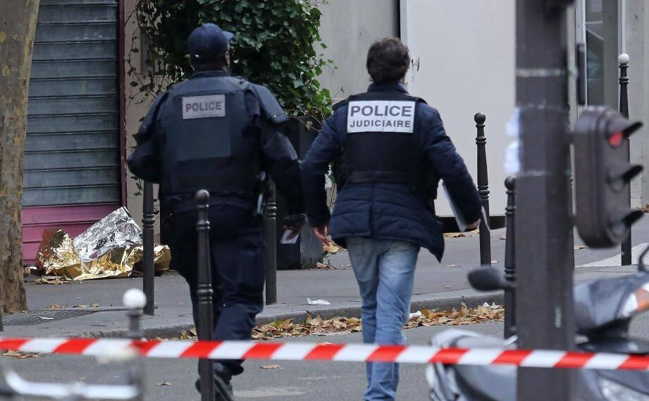 Police attaques 13.11