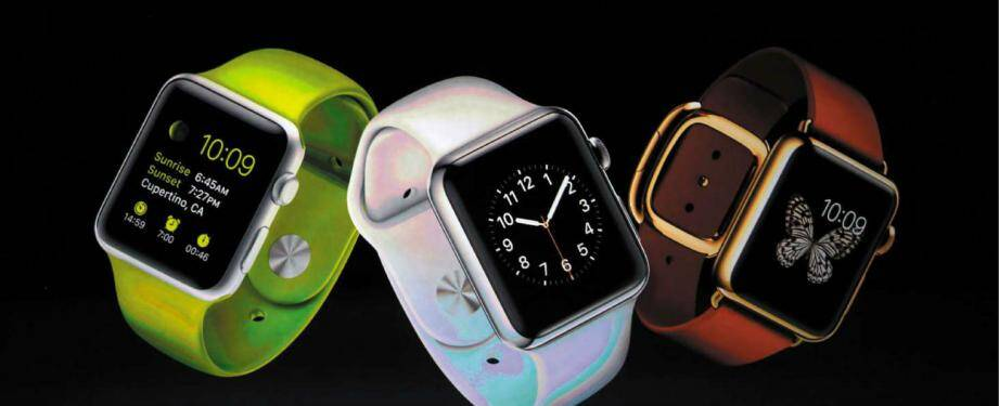 Les montres connectées remportent un franc succès auprès de la population
