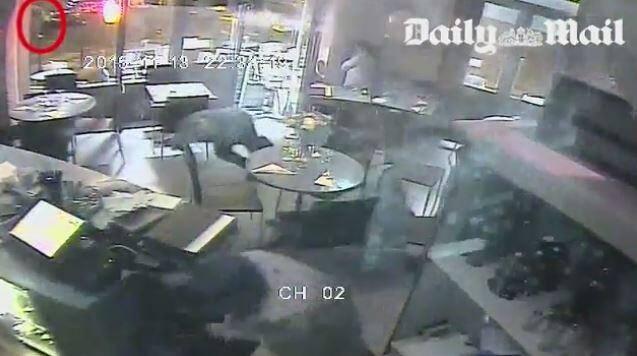Vidéo attaques Dailymail