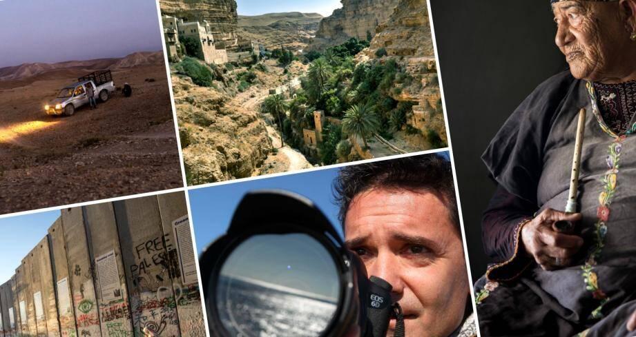 L' itinéraire de 125 km propose une découverte du patrimoine culturel et naturel palestinien, tout en allant au devant des diverses communautés de ce pays méconnu.