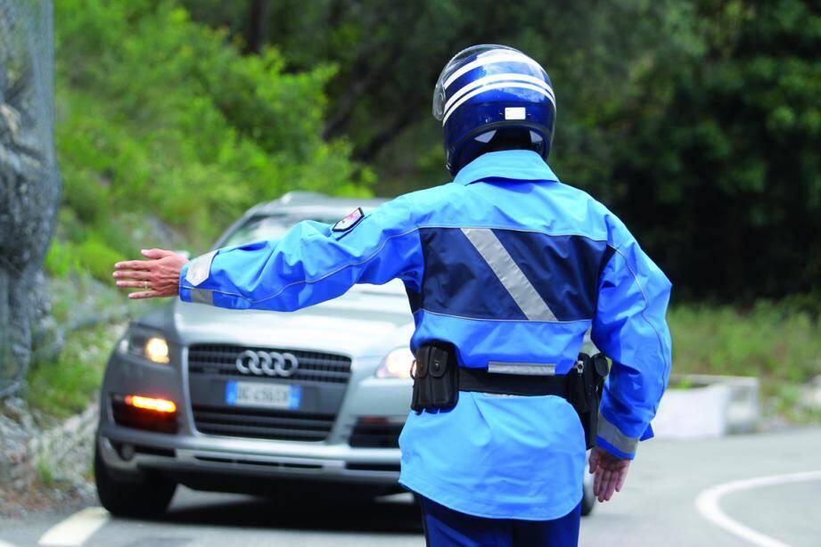Certains contrôles routiers sont annoncés à titre préventif sur les réseaux sociaux.