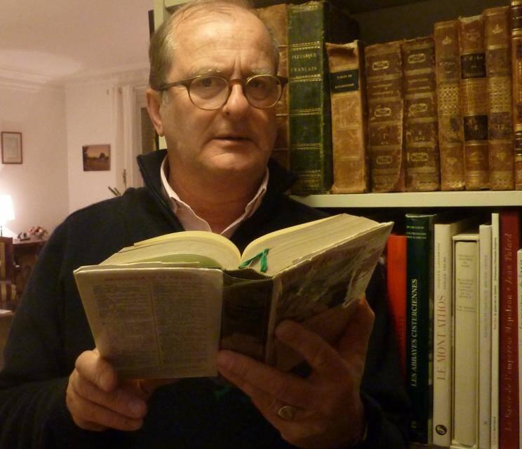 Le journaliste Louis de Courcy animera plusieurs débats. Il a notamment été grand reporter au quotidien La Croix.