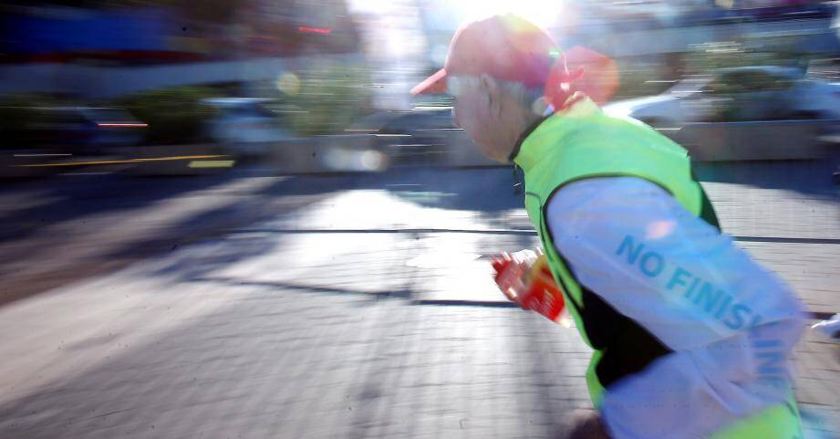 La No Finish Line est une course sans fin sur un circuit ouvert 24 heures sur 24, du 14 au 22 novembre.