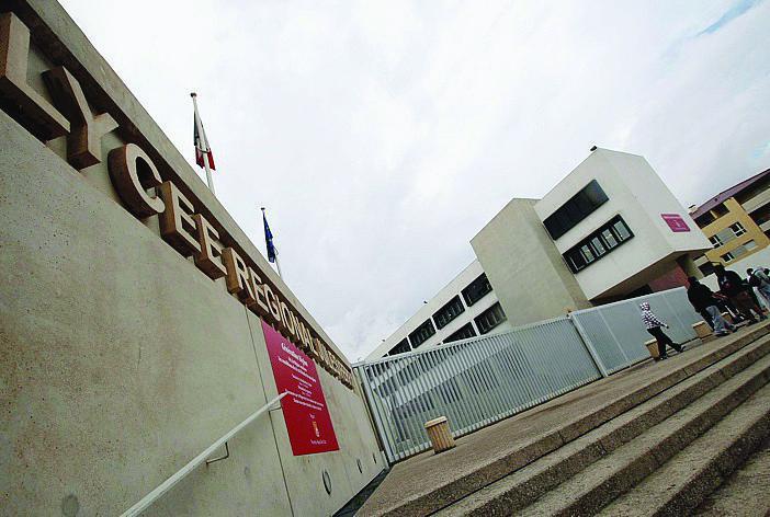 Lycée Jules Ferry à Cannes