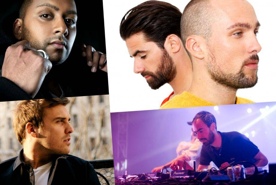 Les plus grands DJ's de la scène internationale seront présents en haut des pistes pour ce tout nouvel événement organisé par Nice-Matin