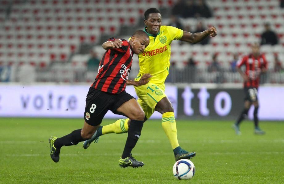 L'OGC Nice reçoit le FC Nantes à l'Allianz Riviera.
