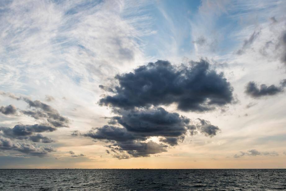 Des nuages.