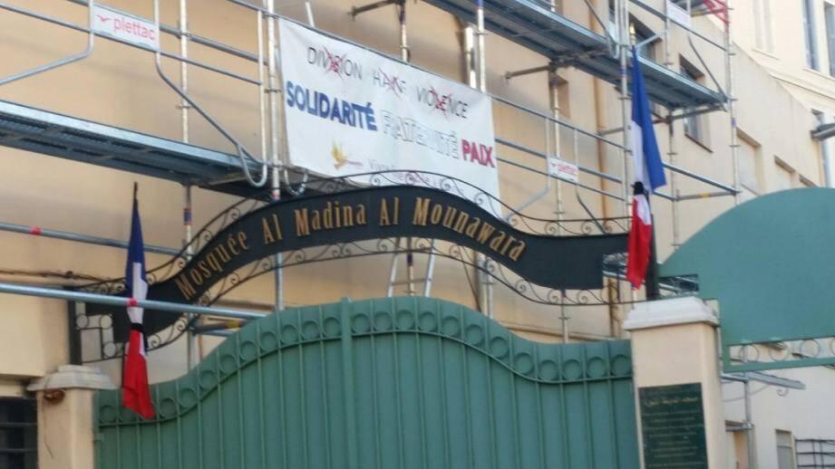 La mosquée de Cannes