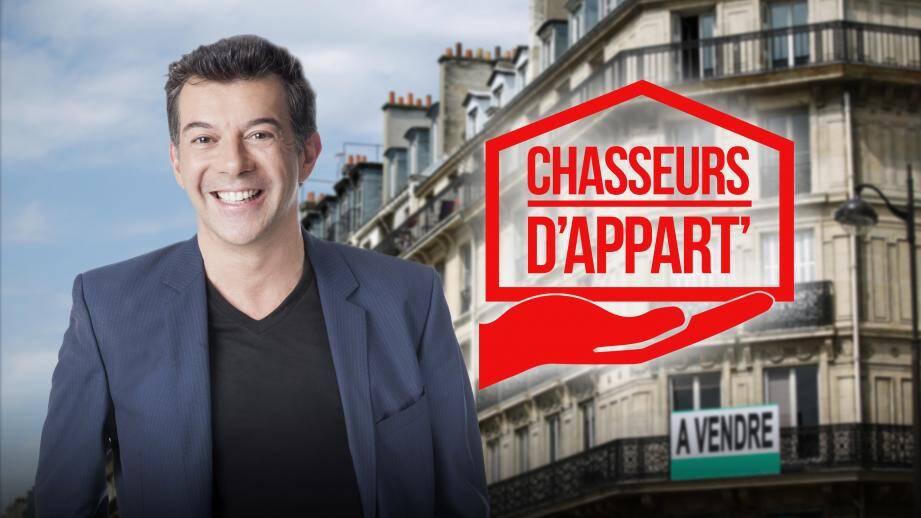Stéphane Plaza, star de l'immobilier sur M6.