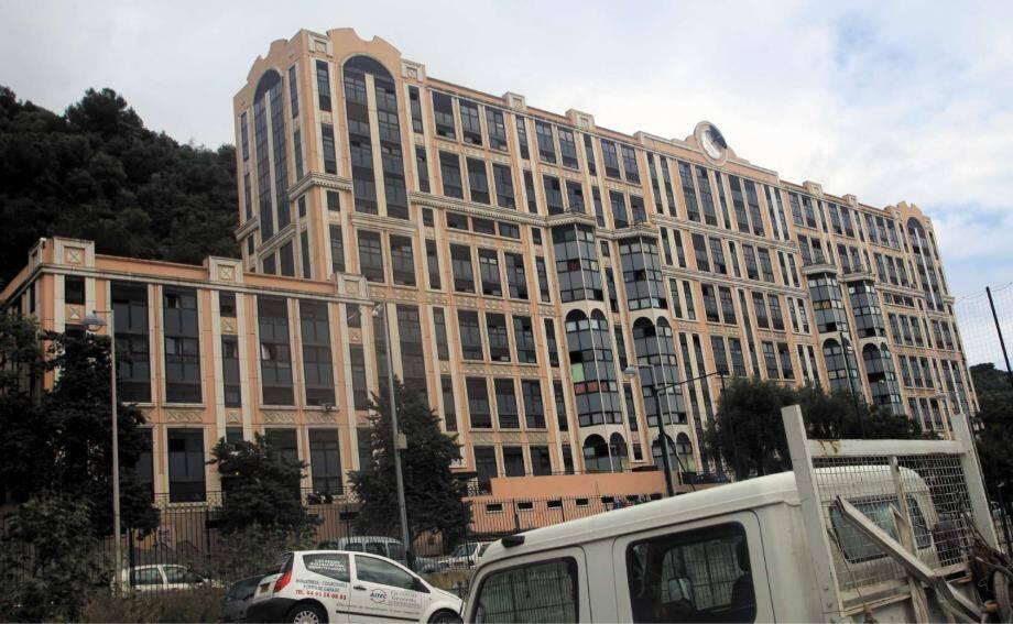 C'est dans son appartement du Bd Louis-Braille, dans le quartier Saint-Roch à Nice, qu'Alexia a été interpellée.