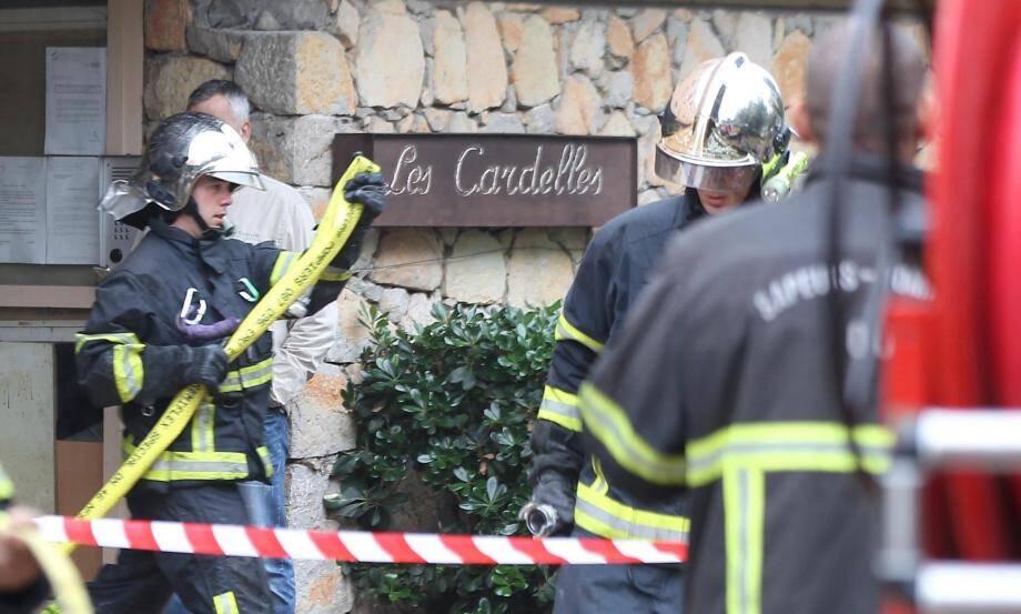 L'incendie avait provoqué la mort de deux personnes et fait douze blessés.