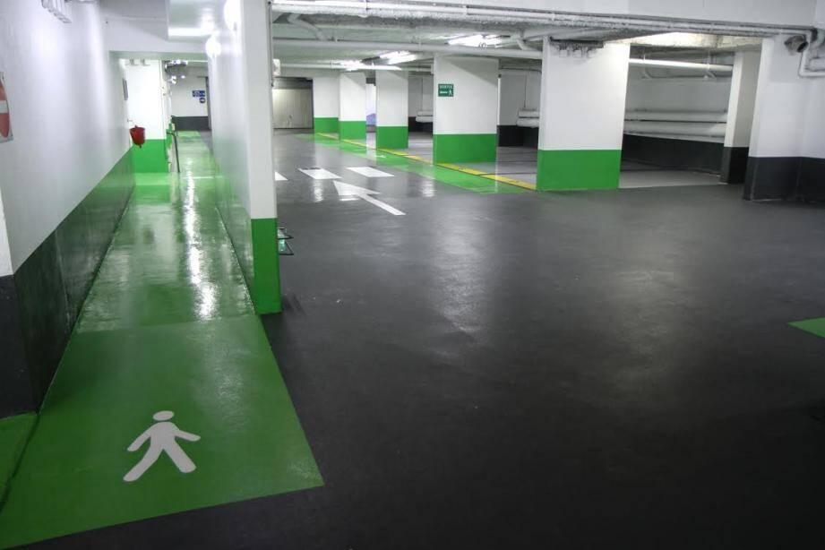 La 2e phase aura lieu au premier trimestre 2016 dans le rebaptisé « parking du Marché ».(DR)