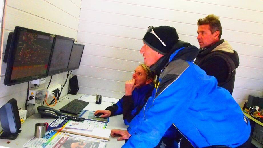 Les snowmakers sont en première ligne de ce processus de management de l'énergie.