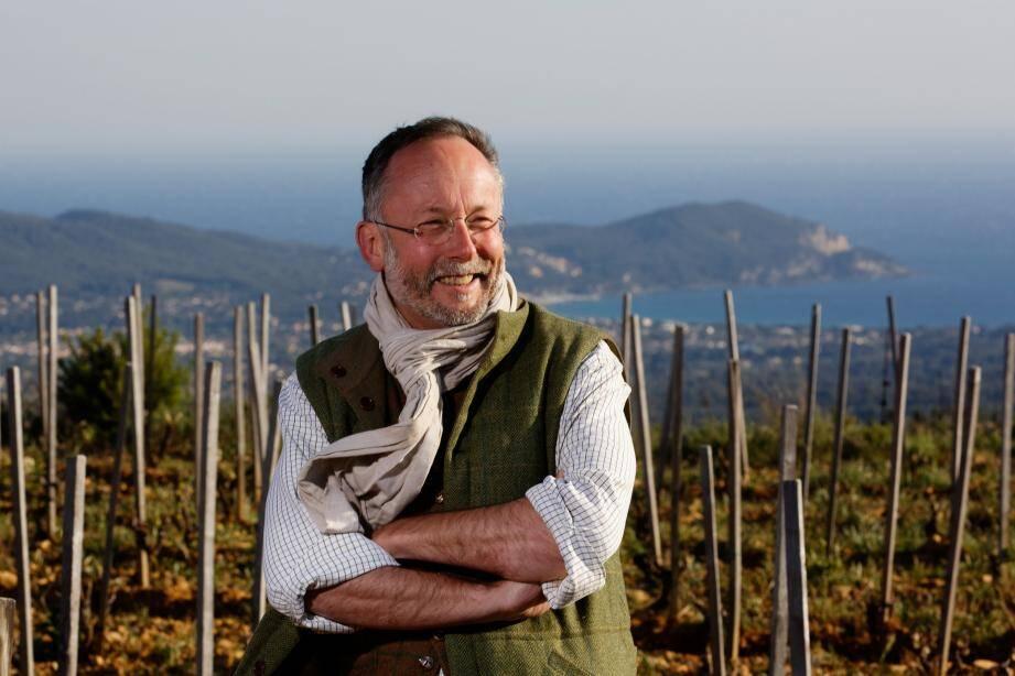 Guillaume Tari vivra sa première fête du millésime en tant que président des Vins de Bandol.
