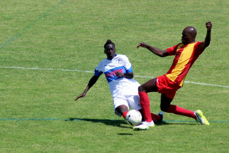Il faut s'attendre à un match engagé dimanche sur la pelouse du stade Baptiste entre équipes jouant le maintien.