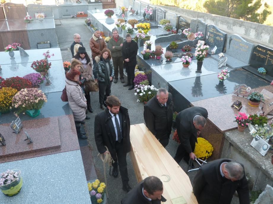 Mokhtar, SDF de 73 ans, était dans le quartier de La Libération depuis plus de 15 ans. Il est décédé le 13 novembre à Levens.