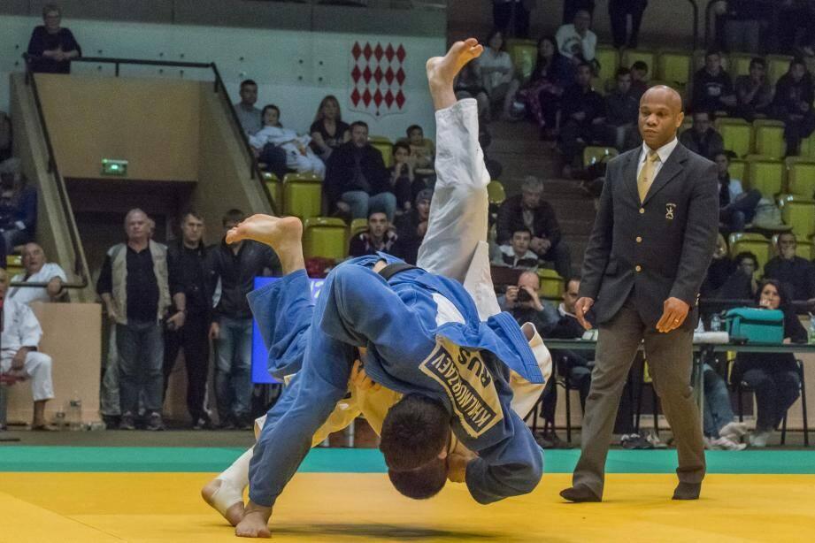 Le stade Louis-II sera à nouveau le théâtre du tournoi international de judo, ce dimanche, en hommage au président Gérard Bertrand. (DR)