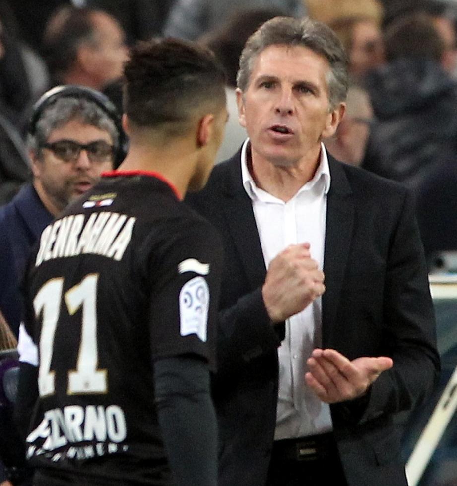 Claude Puel semble en demander plus à Saïd Benrahma. Samedi soir, ce dernier a joué avec la CFA, avec laquelle il a offert deux passes décisives. Il pourrait être relancé demain soir.