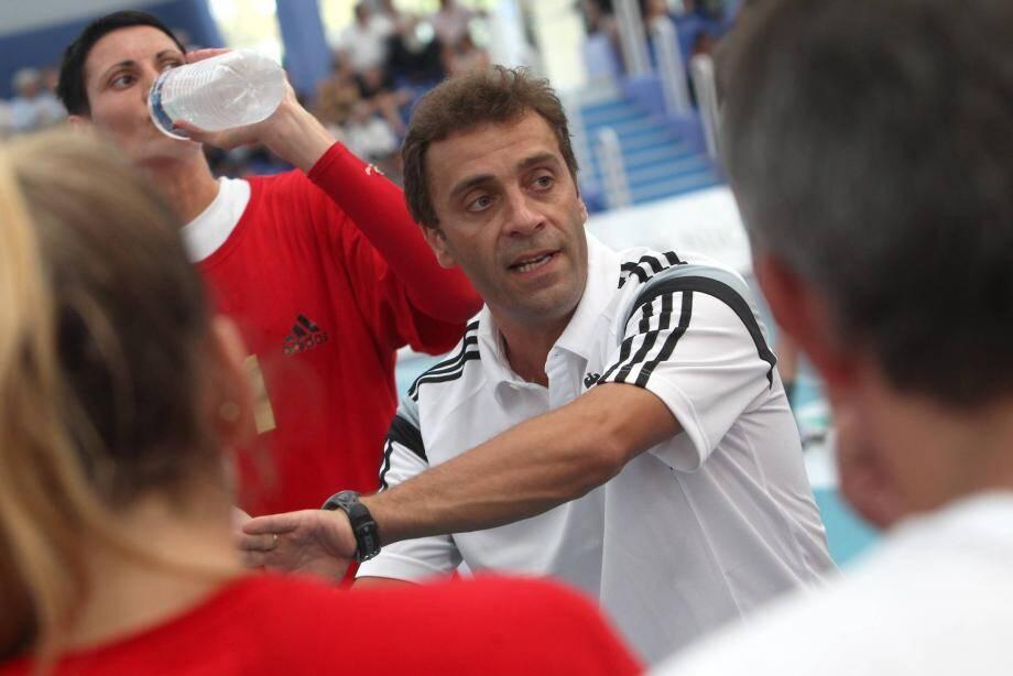 La quatrième saison de Sébastien Gardillou sera sa dernière à la tête de l'OGC Nice.