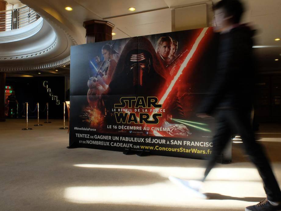 L'affluence devrait encore durer, indique-t-on du côté du cinéma des Beaux-Arts.