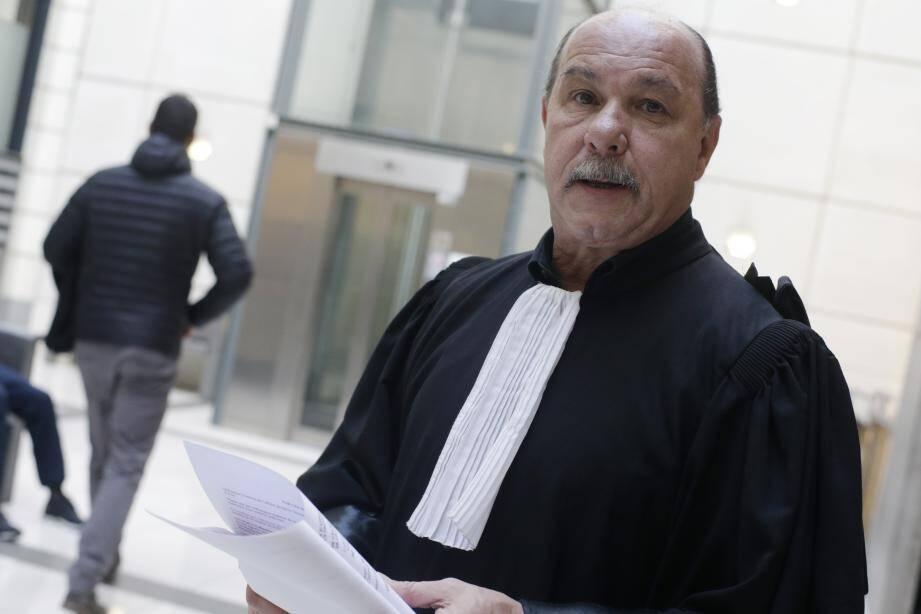 Me Jean-Louis Paganelli reste persuadé que son client ne voulait pas tuer Marilyne.
