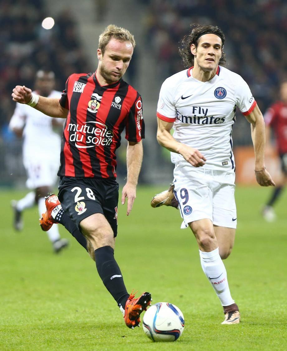 Selon Hervé Renard, Valère Germain et le Gym sont taillés pour jouer un accessit à l'Europe lors de la deuxième partie de saison.
