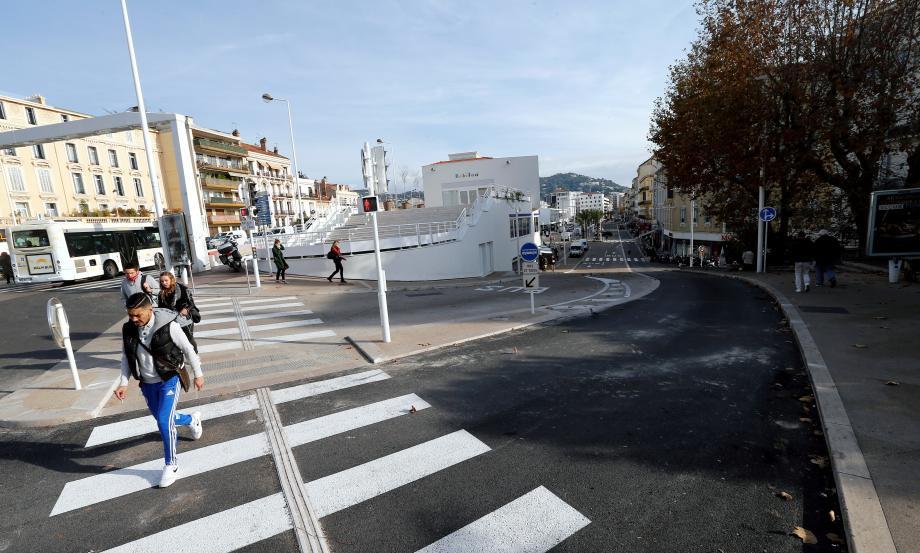 La rue Jean-Jaurès est rouverte