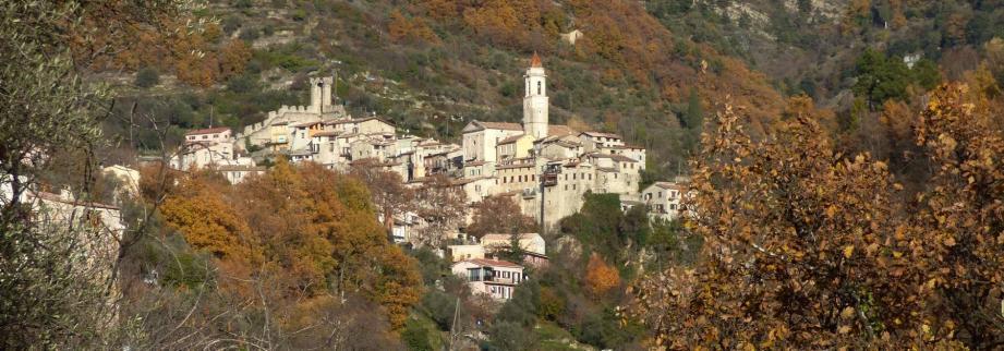 Lucéram a placé Olivier Bettati en tête. Comme la plupart des communes de l'ex-vallée rouge.