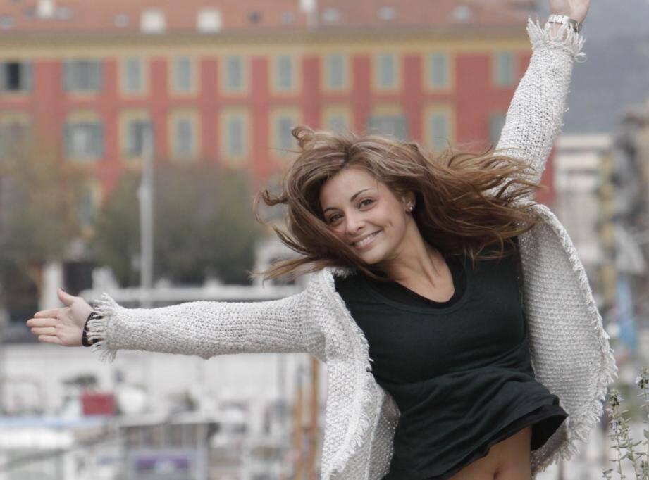 Talent précoce, Priscilla est restée très attachée  à Nice, où vit toujours sa famille.