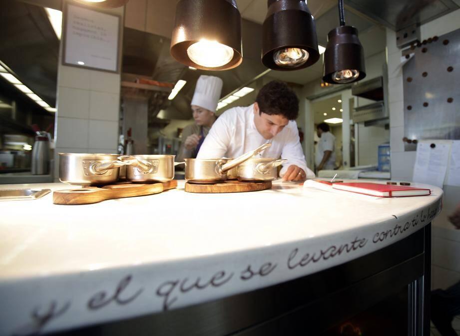 Mauro Colagreco, chef du mirazur à menton