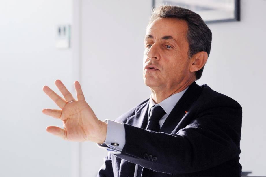 Quand Nicolas Sarkozy se confie.