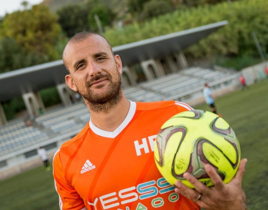 Hervé Berni a changé de stature et de statut en 2015.