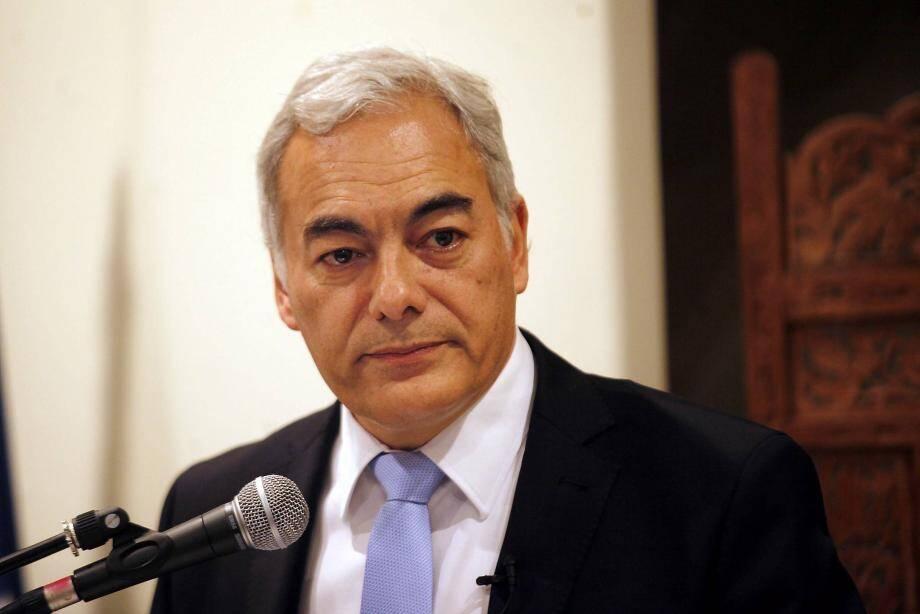 Patrick Allemand, 1er vice-président de la Région de 1998 à 2015.