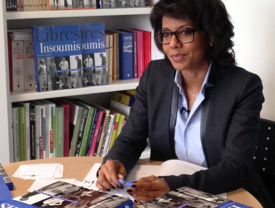Audrey Pulvar rencontrera ses lecteurs autour d'une discussion et d'une signature de son dernier ouvrage «Libres et insoumis».