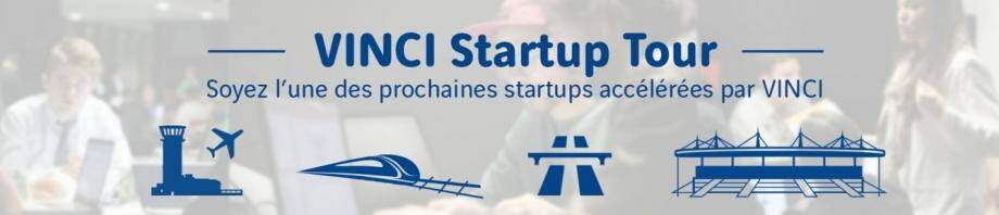 Les sélections du Vinci Startup Tour se dérouleront dans une dizaine de villes françaises, dont Nice, ainsi qu'à Londres et Lisbonne.