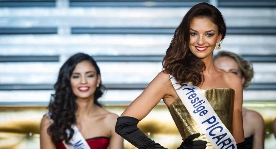 Miss Picardie, Emilie Secret, a été élue Miss Prestige National 2016  samedi soir en Alsace.