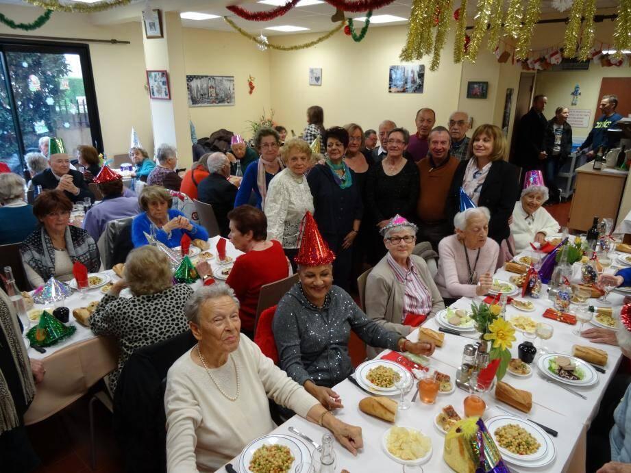 Fermé depuis les inondations du 3 octobre, le restaurant des seniors a rouvert au CCAS du boulevard des Deux-Vallons.