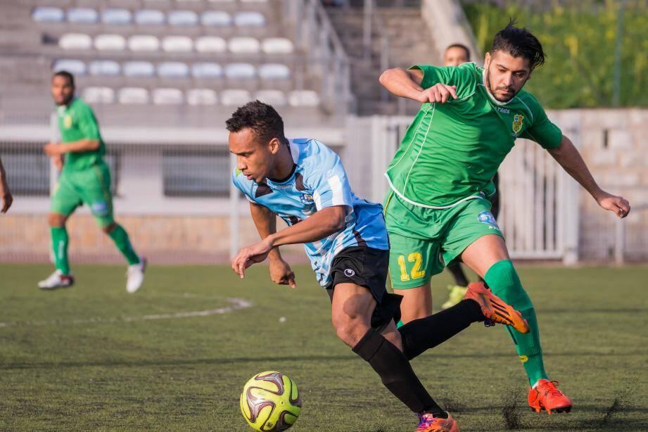 Sanches-Silva et les Mentonnais ont bien démarré l'année 2016.