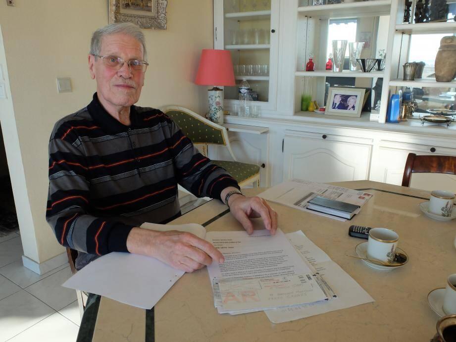 Thorsten Cars a été privé d'internet et de télévision pendant cinq semaines.